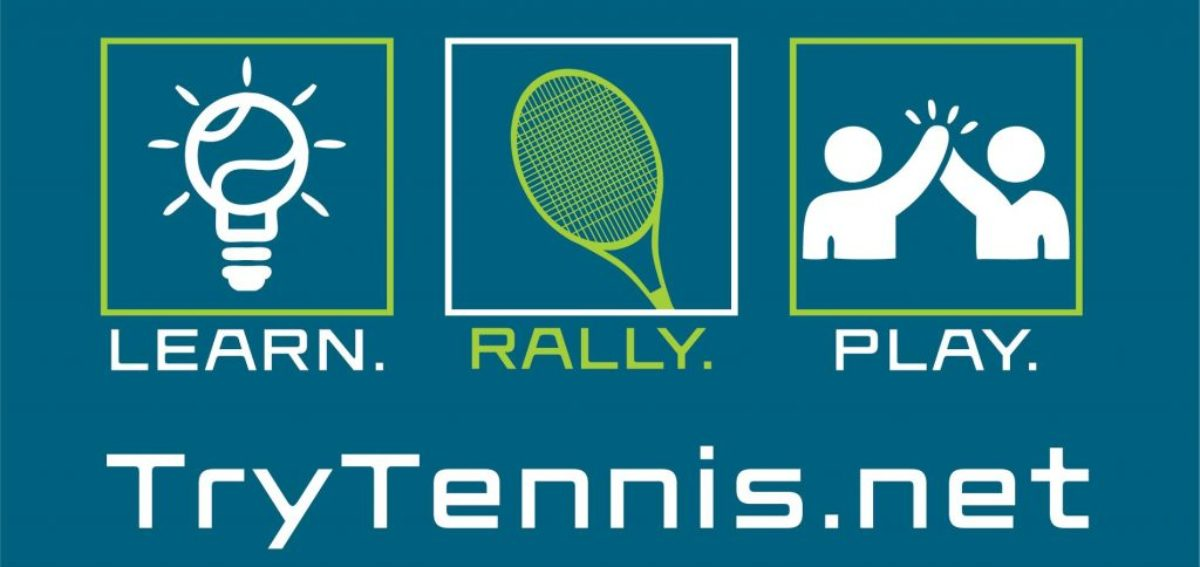 Try Tennis Logo