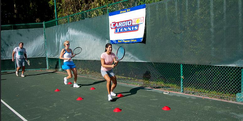 cardio tennis wilmington nc